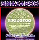 SNAZAROO PROFESSIONAL FACE PAINT SPARKLE GREEN 18ML